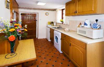 Self Catering Devon Farm Holiday Cottage